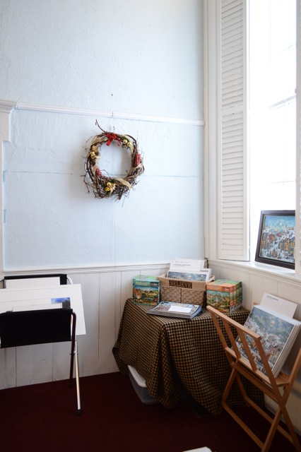 Wreath and art prints for sale