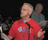 Rev. Dr. Jim Antal, MACUCC president